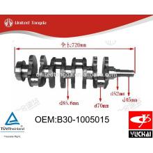 Yuchai YC4G Crankshaft B30-1005015