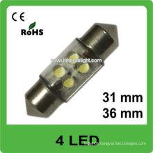 2013 Super quality 31mm 12V festoon led lighting