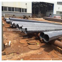 Yangzhou Tianxiang 3-12 m Straßenleuchte Ankerbolzen Pole