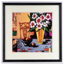 Blume-Bilderrahmen heißen Verkauf Desktop- oder hängend