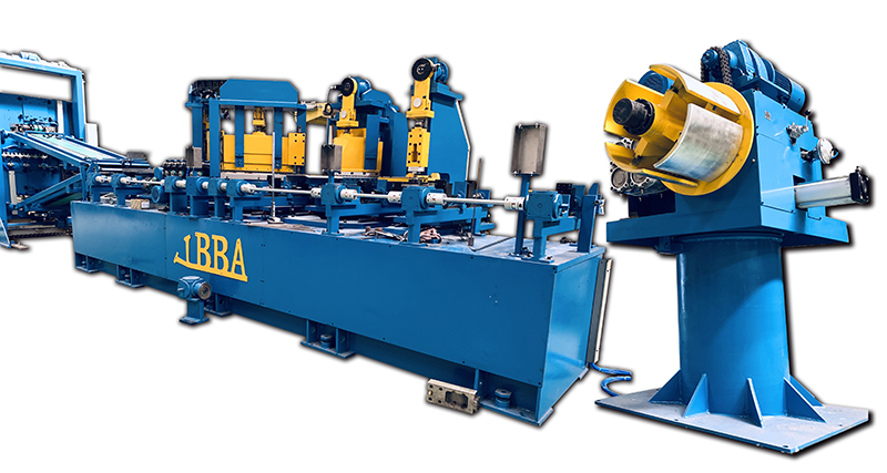 Metal Sheet Cutting Machine