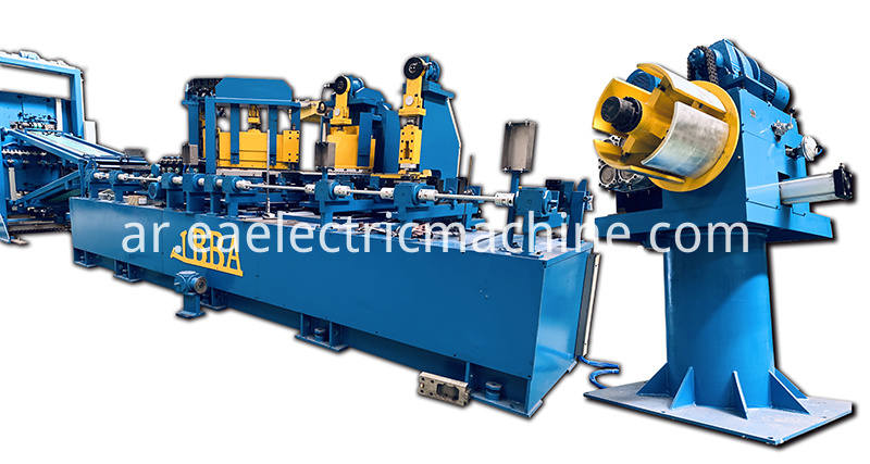 Sheet Metal Coil Cutting Machine