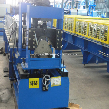 Metal Roofing Ridge Cap Roller Forming Machine