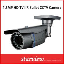 1.3MP 960p Tvi IR Bullet CCTV cámara de seguridad de seguridad a prueba de agua