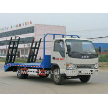 JAC camión cama plana, 4x2 camión JAC