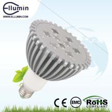 lâmpada interna conduzida da paridade do poder superior 9w do bulbo da recolocação