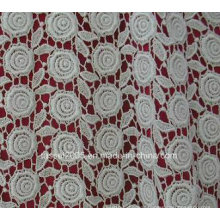 All Over Polyester Lace & Embroidery Fabrics