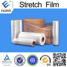 Filme de embalagem LLDPE / LDPE / PE para embalagem de cartão