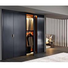 Classical White 3 Doors Wardrobe