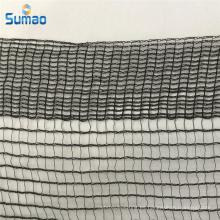 Transparente HDPE mono alambre anti hail net con resistente a los rayos UV para proteger el manzano producido por Sumao Machine