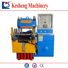 Automáticamente con la máquina de vulcanización de goma del molde de múltiples capas hecha en China