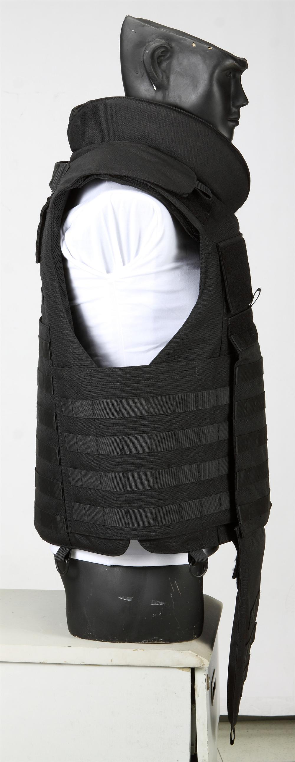 Secure coletes Molle