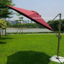 Parapluie de plage pliable de couleur personnalisée
