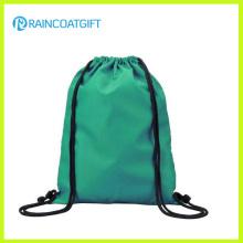 Le sac à cordes promotionnel marqué par logo adapté aux besoins du client RGB-123