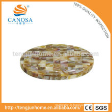 CBM-CS03 Coquillage de coquille à la moule triangulaire respectueux de l'environnement