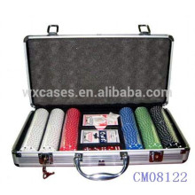 New arrival 300 aluminum card case manufacturer