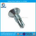 Stainless steel cross recessed head self drilling screw