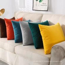 Oreiller et coussin pour textiles de maison