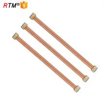 A 17 4 13 flexible metal hose for boiler retractable flexible propane gas hose