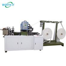 Making Paper Rope Handle Machine for Kraft Paper Bag