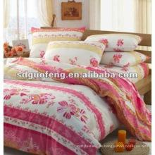 Polyester-Pigment-Druckgewebe 100% mit der Breite 235CM für Bettwäsche-Sets