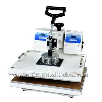Imprimantes de transfert de chaleur à double caisse Sunmeta