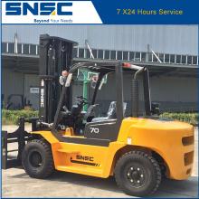 Heavy Duty 7 Tonnen Dieselstapler zum Verkauf