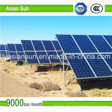 Klammern der Sonnenkollektoren
