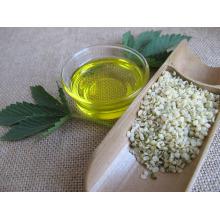 Óleo de semente de cânhamo orgânico refinado