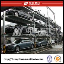 Garagem de estacionamento de carro de alto desempenho automatizado e sistema com bom preço