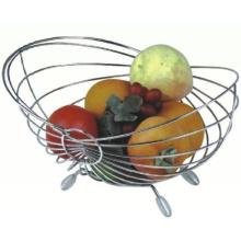 Metal Wire Mesh Basket/Fruit Wire Mesh Fruit Basket