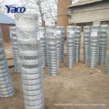 Factory Direct Sale cheap Galvanized Farm Guard Field Fence