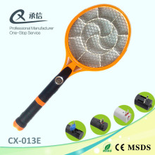 Electric Mosquito Insect Raquet Killer with LED Light&Torch