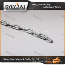 factory price hard long link chain