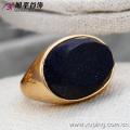 12807- Xuping moda al por mayor elegante anillo de mujer oro 18K de China