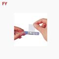 Logo printing self adhesive medical vial label