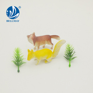 top quality cheap promotion gift kids play set mini animal toys for sale