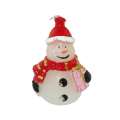 Party Christmas White Kerze Dekoration Geschenkset