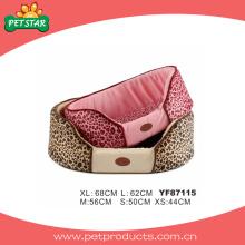 Moderne Luxus Haustier Hund Bett Großhandel, Hund Produkt (YF87115)