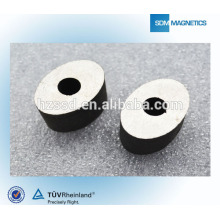 Professionelle kundenspezifische Super Starke Ring AlNiCo Magnete für Roboter