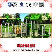 En1176 Standard-Outdoor-Spielplatzgeräte für die Schule