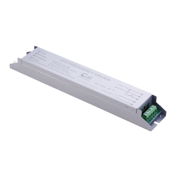 led emergency tube power module