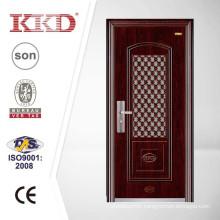 Door in Door Steel Door KKD-701 for India