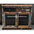 Tablero de madera reciclado de Jali del tablero