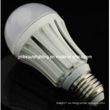 PC + Flameresistant Plástico + Controlador de Corriente Constante LED Global Bulb