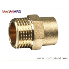 Brass Male Union Plumbing Fitting