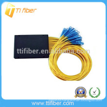 Factory Fiber optic 1x32 splitter PLC