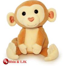 Treffen Sie EN71 und ASTM Standard Affe Plüschtier