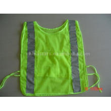 100% polyester Convient à haute visibilité
