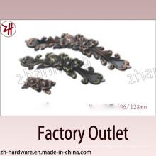Factory Direct Sale Zinc Alloy Big Pull Archaize Handle (ZH-1341)